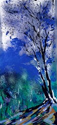 Spring is in the Air II by Duncan MacGregor - Original sized 19x37 inches. Available from Whitewall Galleries